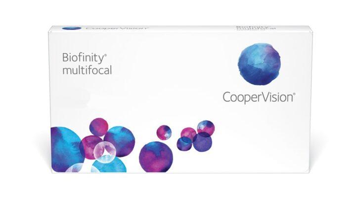 Biofinity Multifocal D