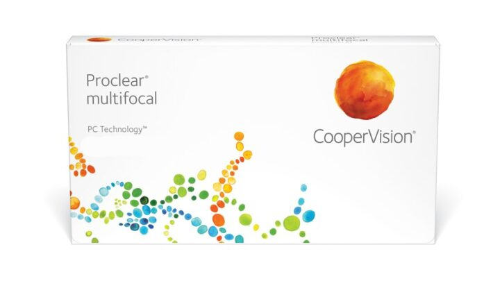 Proclear Multifocal D