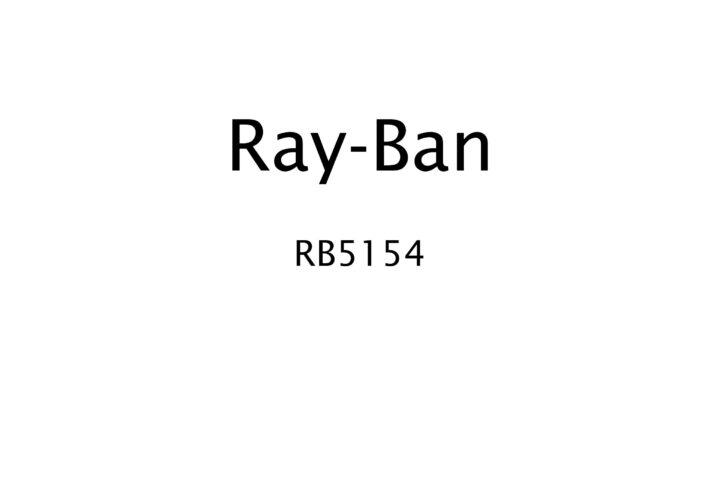 Ray-Ban | RB5154
